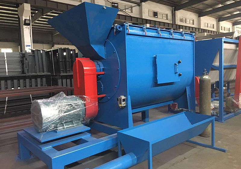 pet-bottle-horizontal-dewatering-machine