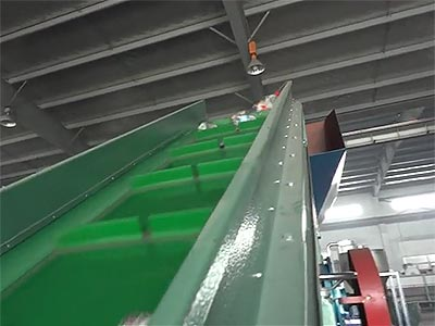 300kg/h-pet-washing-recycling-line-video